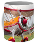 In Plane View Coffee Mug