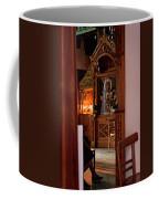 In Private Prayer Coffee Mug