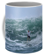 In The Center Of The Swell Coffee Mug