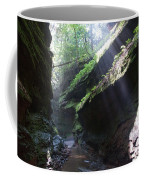 In The Cleft Of The Rock Coffee Mug