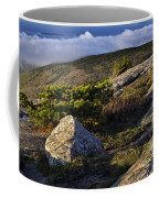 In The Clouds At Cadillac Coffee Mug