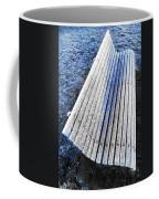 In The Cold Light Of Dawn  Coffee Mug