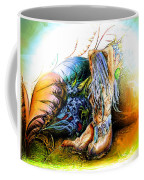 In The Garden Coffee Mug by Adam Vance