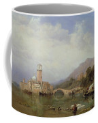 In The Gulf Of Venice Coffee Mug