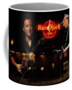 In The Hard Rock Cafe Coffee Mug