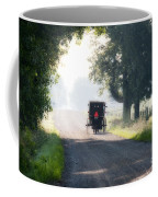 In The Heat Of The Day Coffee Mug