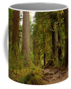 In The Land Of The Giants  Coffee Mug