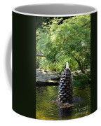 In The Midst Of The Golden Pond Coffee Mug