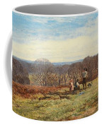 In The New Forest Coffee Mug by Heywood Hardy