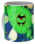 In The Pond Pop Art Coffee Mug