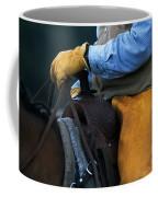 In The Saddle Again Coffee Mug
