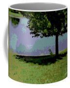 In The Shade Coffee Mug