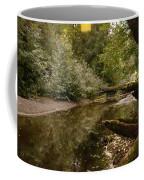 In The Stillness Of Paradise Coffee Mug