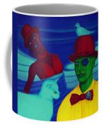 In The Theatre Of Time Coffee Mug