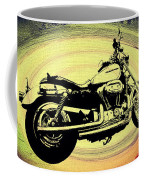 In The Vortex - Harley Davidson Coffee Mug