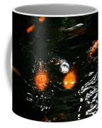 Incoming Koi Missiles Coffee Mug