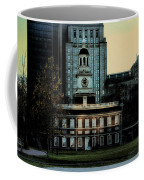 Independence Hall - The Cradle Of Liberty Coffee Mug by Bill Cannon