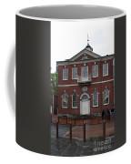 Independence Hall Philadelphia I Coffee Mug