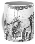 India Eclipse Expedition, 1872 Coffee Mug by Science Source