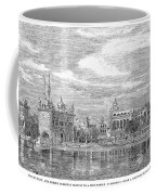 India: Golden Temple, 1858 Coffee Mug