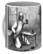 India: Pearl Borer, 1876 Coffee Mug
