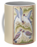 India: Pheasants Coffee Mug