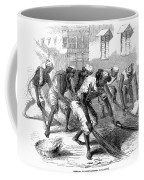 India: Street Sweepers Coffee Mug