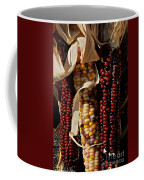 Indian Corn Coffee Mug by Susan Herber