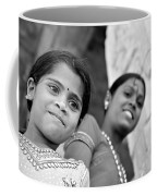 Indian Girls Coffee Mug