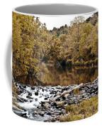 Indian Summer At Brandywine Creek Coffee Mug