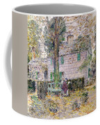 Indian Summer In Colonial Days Coffee Mug by Childe Hassam