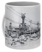 Industrial Site Coffee Mug