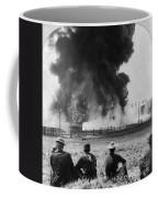 Industry: Oil Fire, C1902 Coffee Mug
