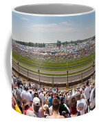 Indy 500  Race Day Coffee Mug