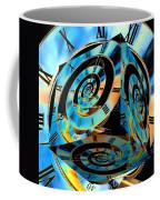 Infinity Time Cube Coffee Mug