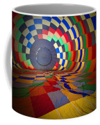 Inflating Coffee Mug by Rick Berk