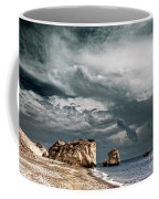 Infrared Aphrodite Rock Coffee Mug