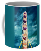 infrared Ferris wheel Coffee Mug