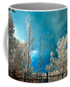 Infrared Summer Storm Coffee Mug