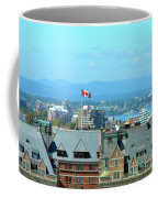 Inner Harbour As Seen  Via Marriot Window Coffee Mug