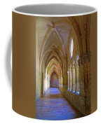 Inside A Monastery  Coffee Mug