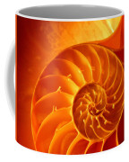 Inside A Shell Coffee Mug