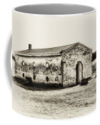 Inside Fort Mifflin - Phildalphia Coffee Mug