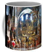 Inside The Church Coffee Mug
