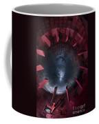 Inside The Diffuser Section Coffee Mug