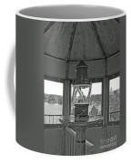 Inside The Lighthouse Tower. Uostadvaris. Lithuania. Coffee Mug