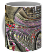Inside The Palace Of Auburn Hills 3 Coffee Mug