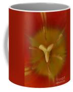 Inside The Tulip Coffee Mug
