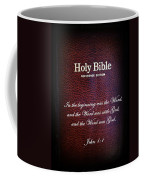 Inspirations 17 John 1 V1 Coffee Mug
