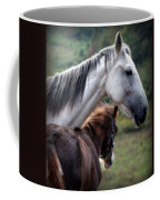 Instinct Of Love Coffee Mug by Karen Wiles